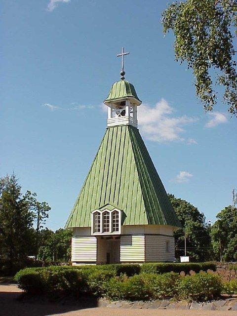 Our local church village